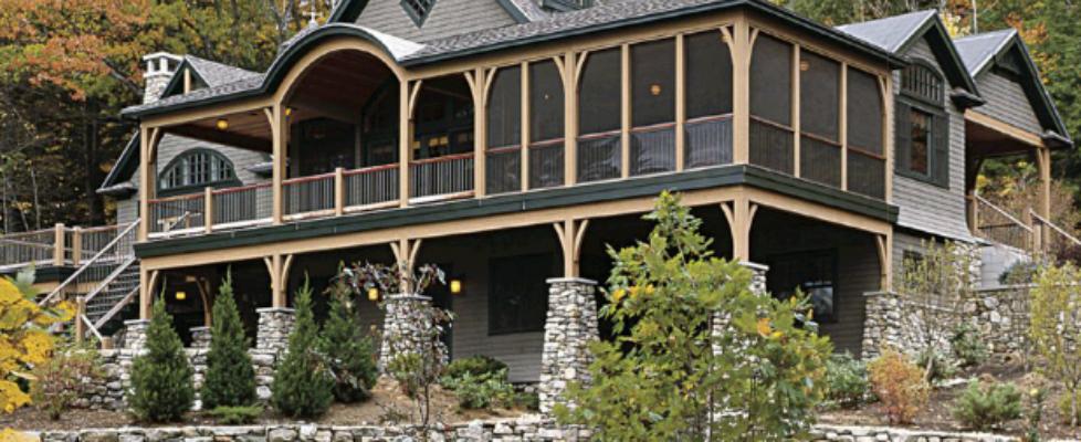 Award: Top 50 American Homes