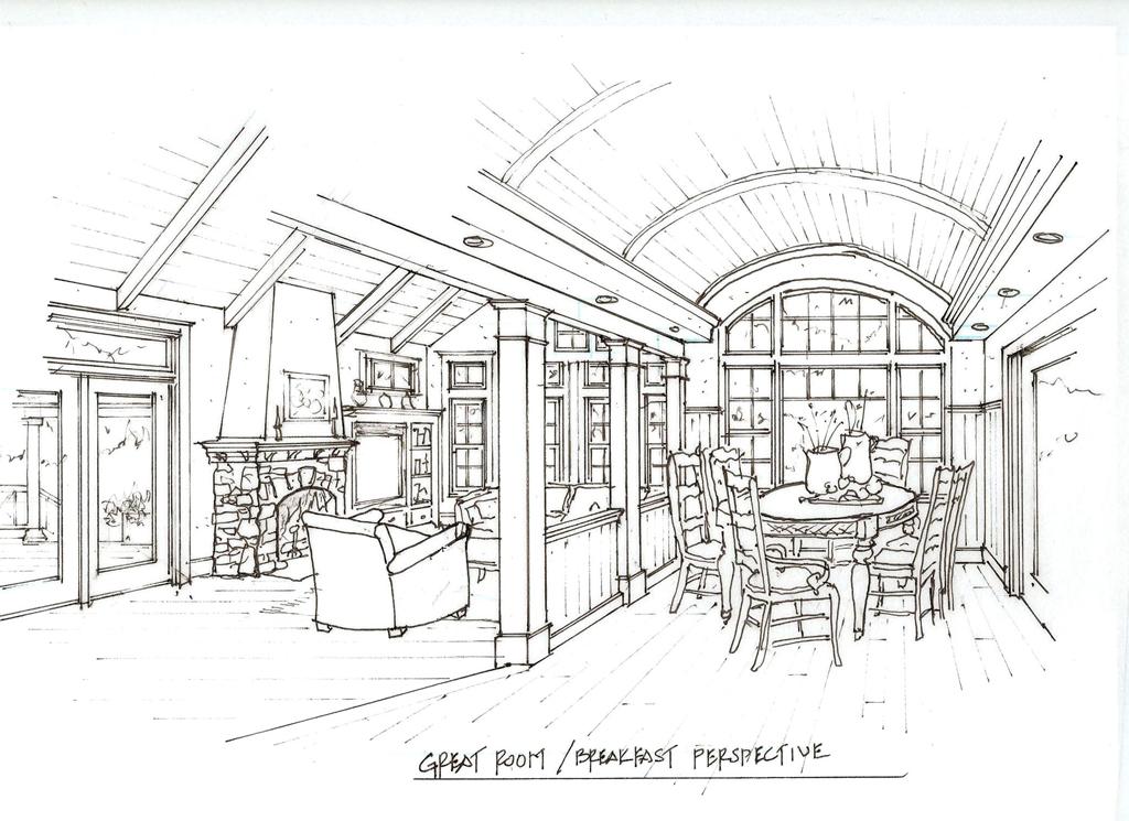 Laine M. Jones Design | Original Home Drawings, Schematics