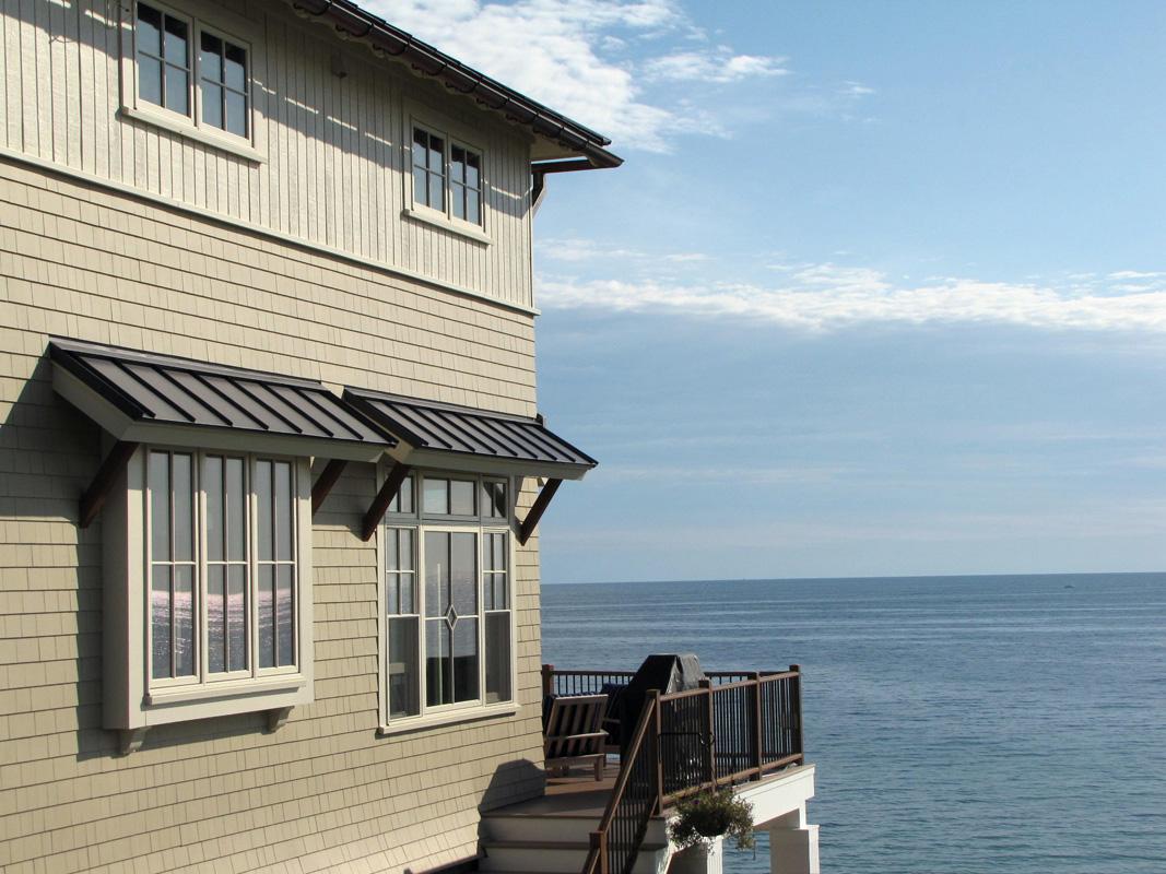 New England Beach House Memes