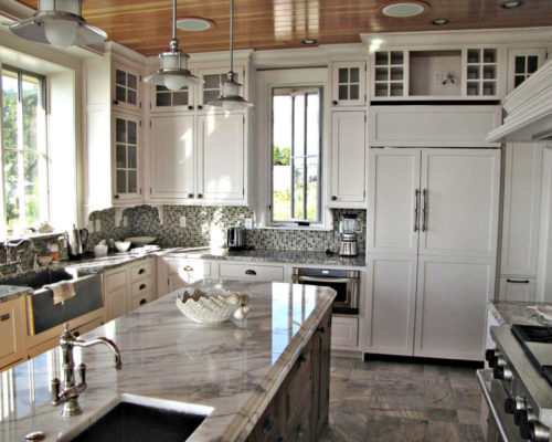 Kitchen Design — Laine M. Jones Design