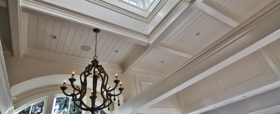Laine M. Jones Design — Achitecture Detail, Ceiling