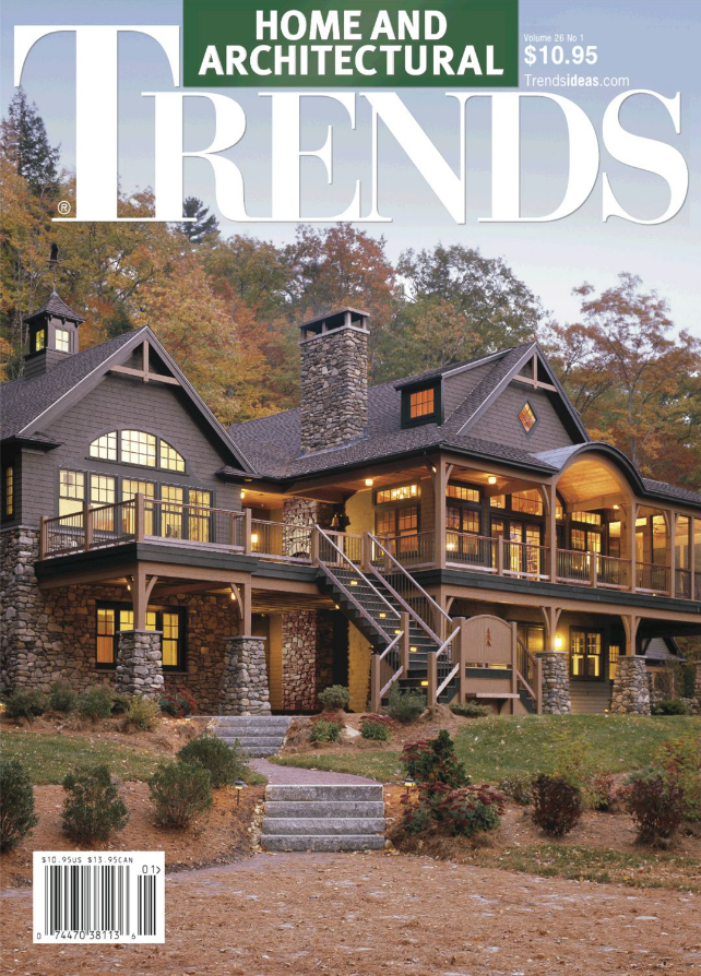 Home And Architectural Trends Magazine Williams Partners