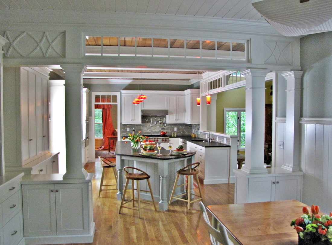 Laine Jones Award Winning Kitchen