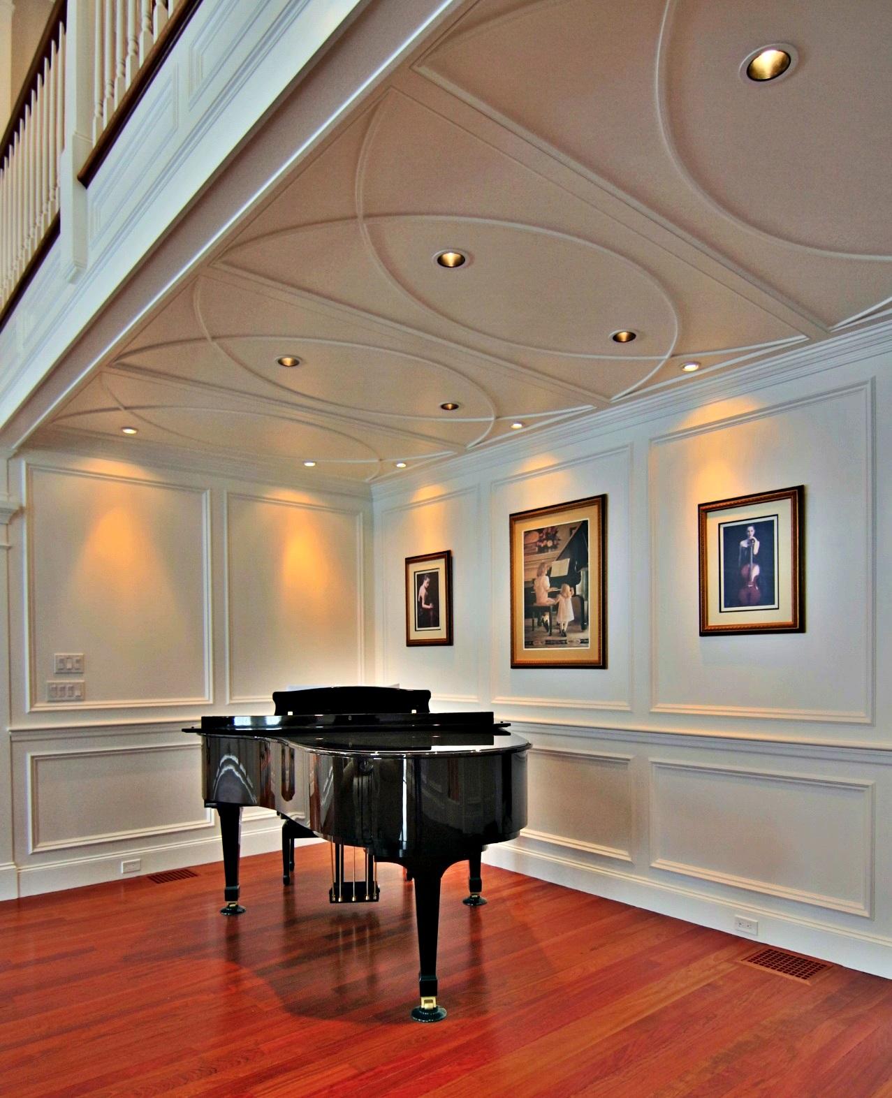 Architectural Interior Detail U2014 Laine M. Jones Design