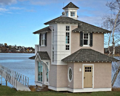 Boathouse, Laine Jones Design Architect