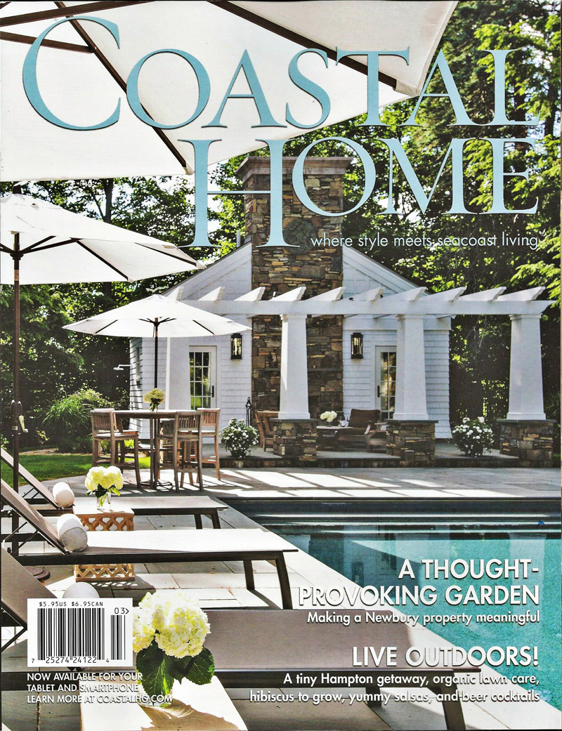 laine jones design cover feature on coastal homes