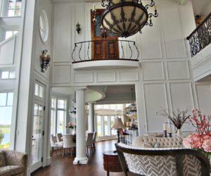 Waterfront Estate Architecture, Laine M. Jones Design